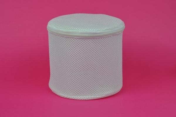 Textilní košík na šetrné praní spodního prádla - bílá