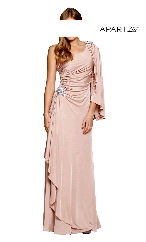 APART večerní šaty s korálky, společenské šaty (vel.34 skladem levně)