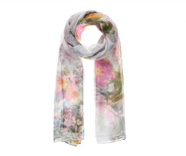 Luxusní hedvábný šátek INTRIGUE (1 ks skladem)