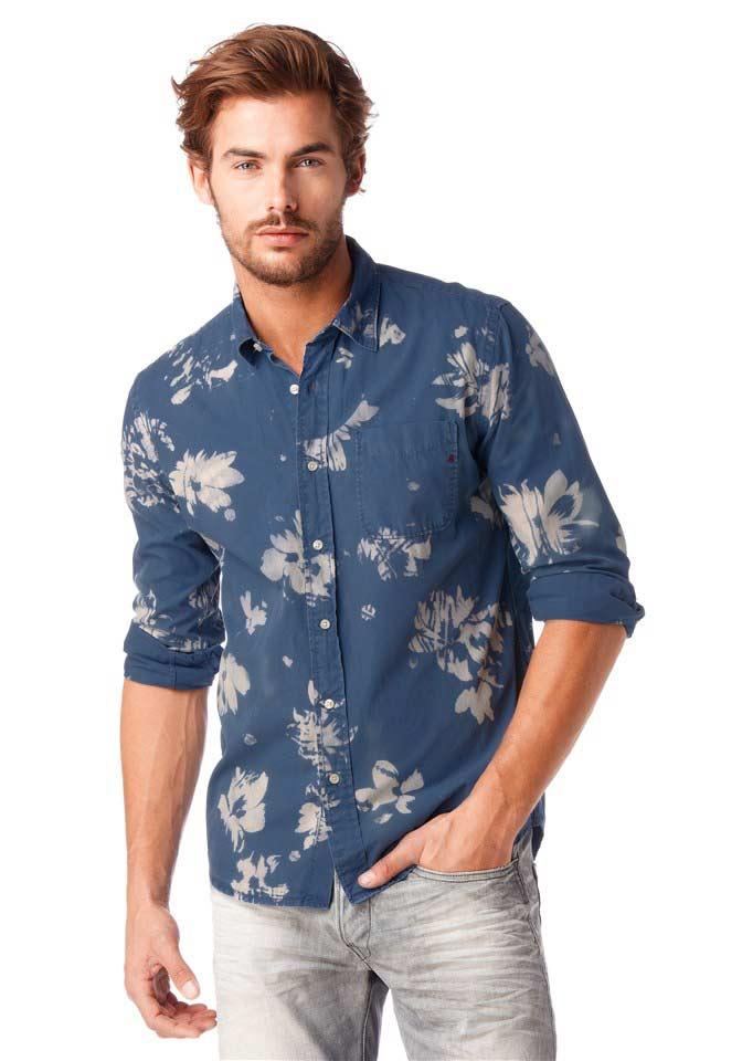 REPLAY značková pánská košile, pánské košile levně