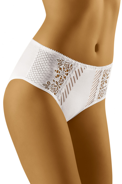 Dámské kalhotky Eco-RI bílé - bílá