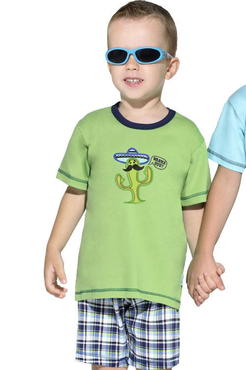 Dětské bavlněné pyžamo František