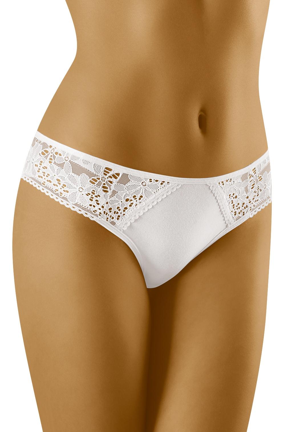 Dámské kalhotky ECO-TU bílé - bílá