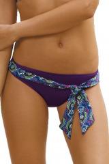 Plavky Isabel dolní díl - fialová
