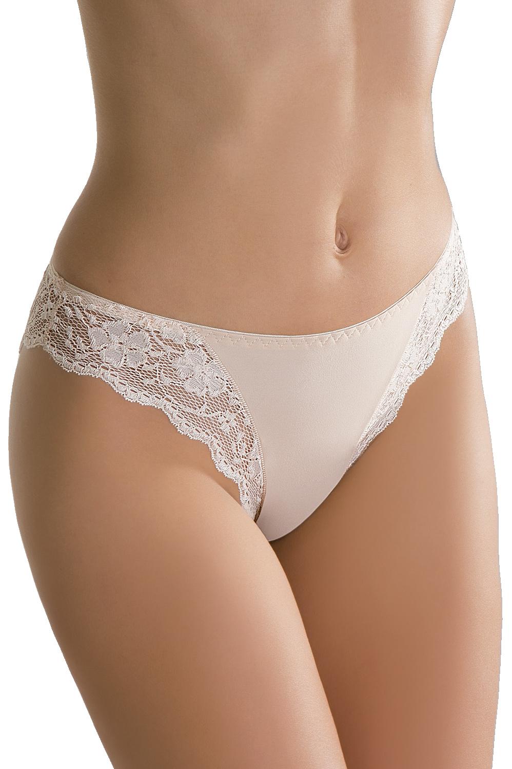 Dámské kalhotky Clara bílé - bílá