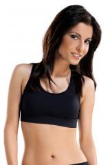 Fitness podprsenka Nika černá