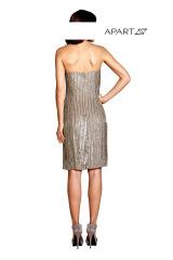 Třpytivé korzetové šaty s flitry od APART