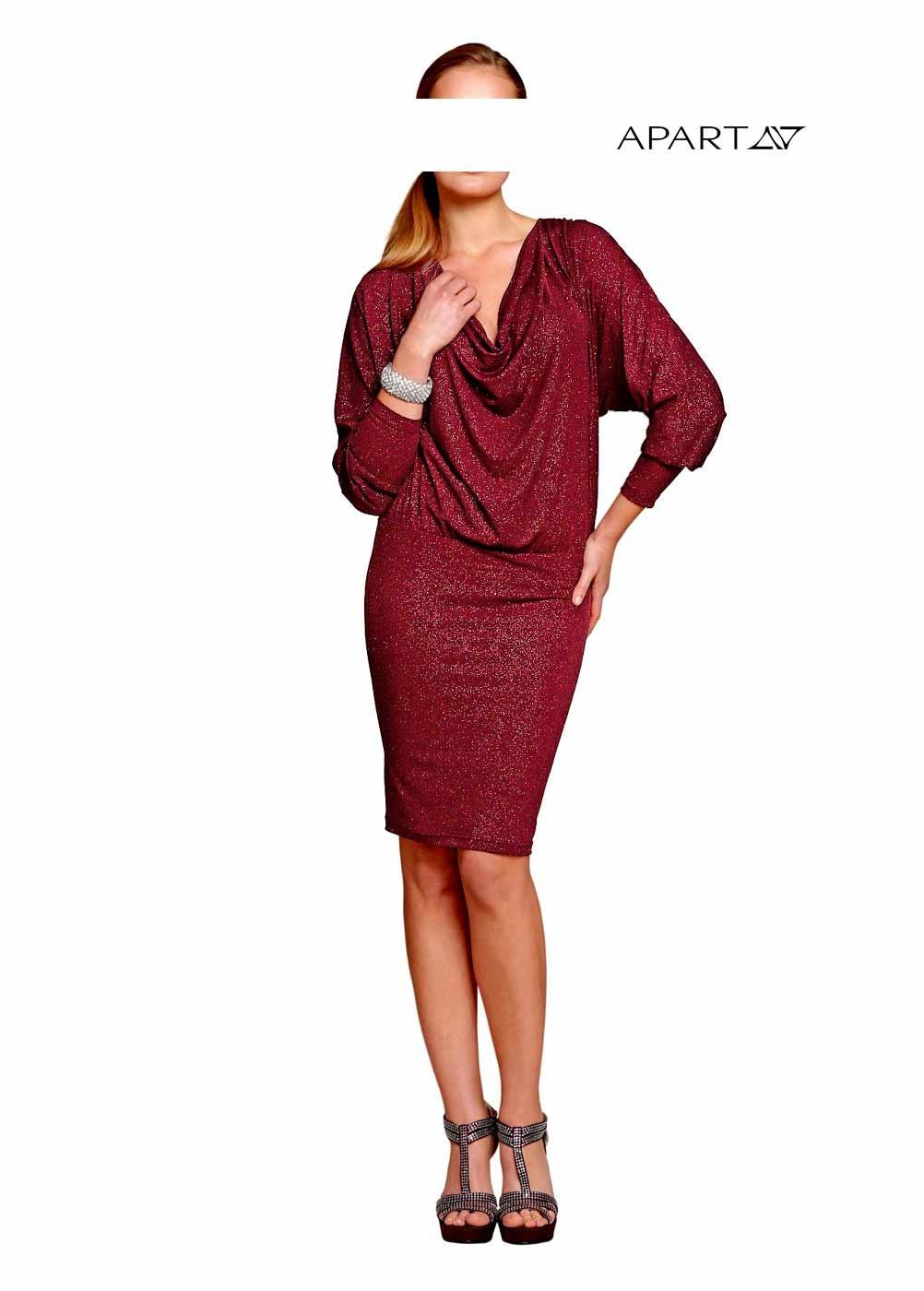 Plesové třpytivé šaty APART
