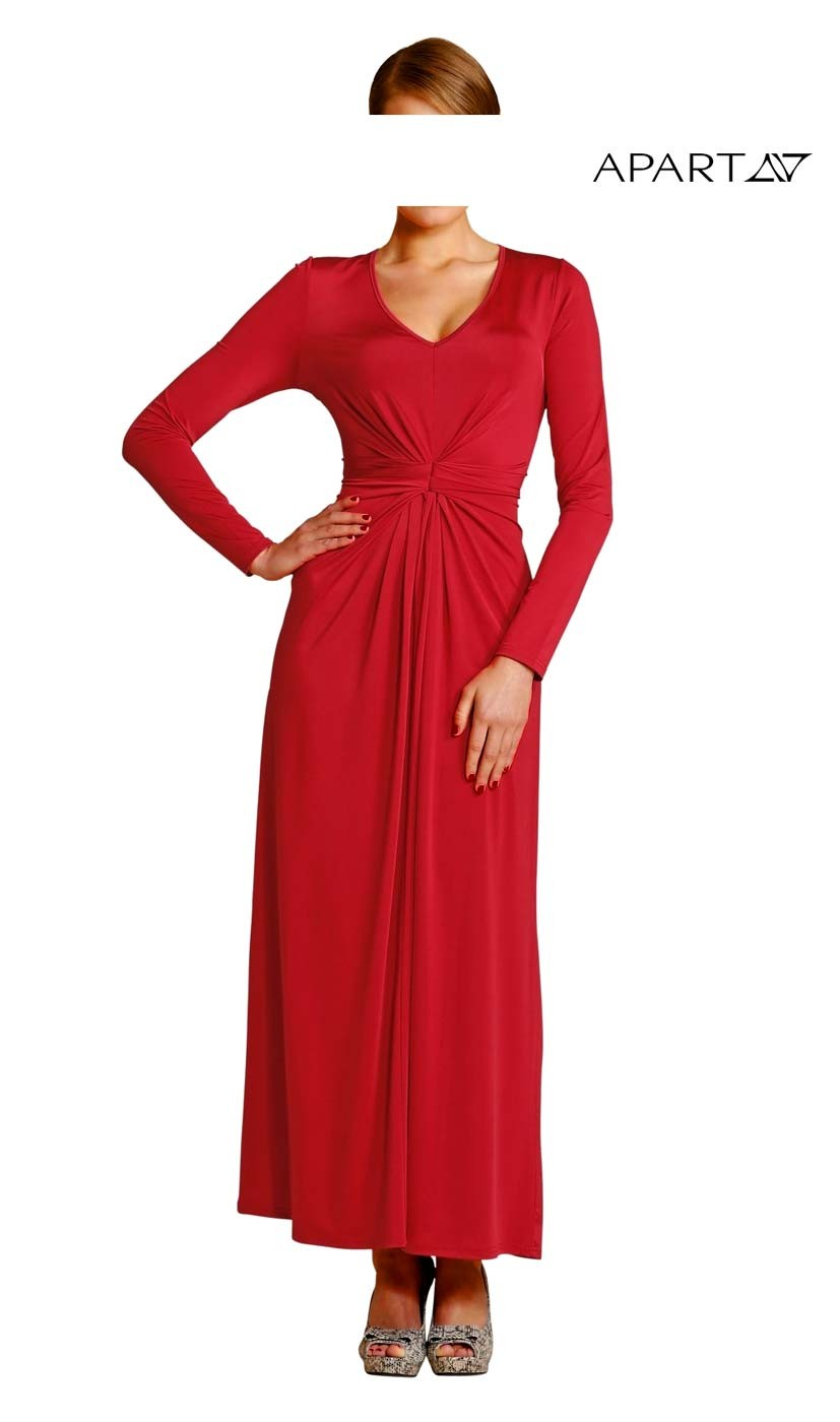 APART sexy nabírané šaty