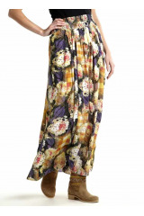 Dlouhá sukně (vel.36 zkrácená skladem)