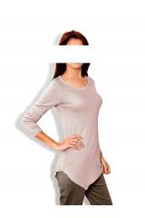 Slevy oblečení, HEINE asymetrický svetr (vel.38 skladem)