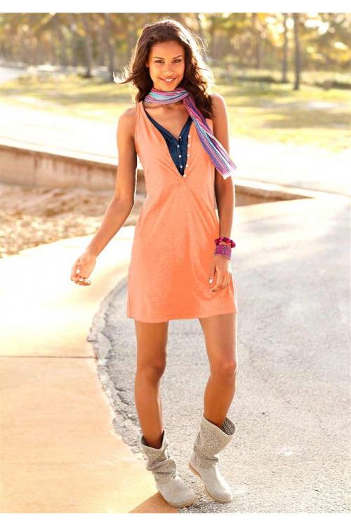 Letní šaty, šaty FLASHLIGHTS