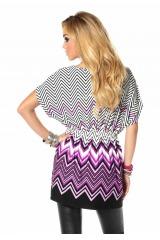 Tunikové šaty, dlouhé triko, Melrose