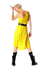 Šaty pro dívky, dívčí šaty, Material Girl, šaty ve stylu Vokuhila