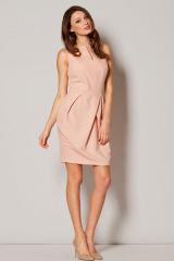 Šaty FIGL, šaty s tulipánovou sukní (vel.M/38, L/40 skladem)