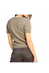 Mohérový svetr ALBA MODA (vel.40 skladem)