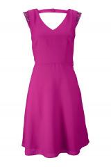 BUFFALO, značkové šaty levně se štrasovými kamínky (vel.42 skladem)