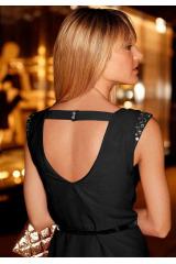 BUFFALO, značkové šaty levně se štrasovými kamínky (vel.36 skladem)