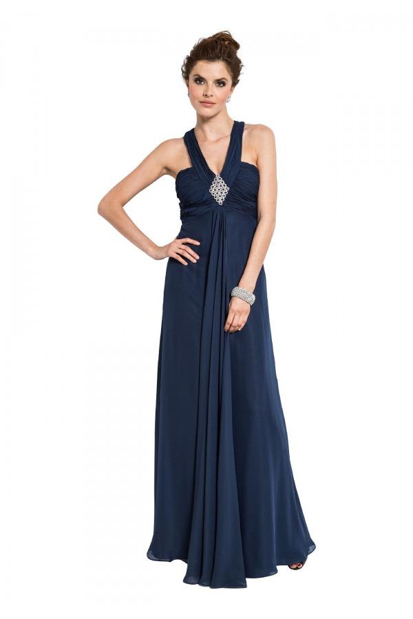 547b2cb4c8db Skladem Luxusní dlouhé plesové šaty APART