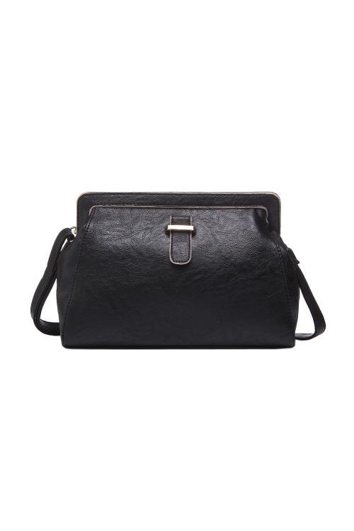 Dámské kabelky, černá kabelka Kaytie Wu (1 ks skladem)