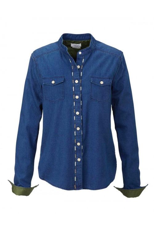 Dámská riflová košile REPLAY (vel.M skladem)