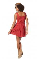 Dívčí krajkové šaty AJC, šaty pro mladé (vel.38 skladem)
