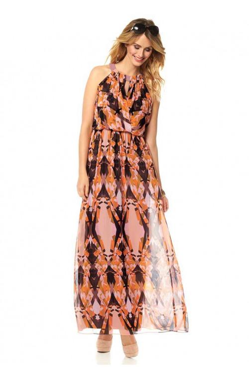 Maxišaty, nádherné luxusní maxi šaty VINCE CAMUTO