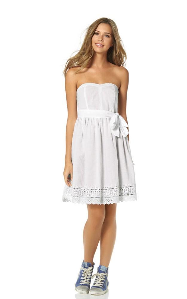 Šaty s krajkou AJC