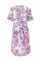 Letní značkové šaty v nadměrné velikosti, šaty pro plnoštíhlé Joe Browns (vel.42,50 skladem)