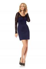 Šaty s krajkou, Siena Studio (vel.36,38 skladem)