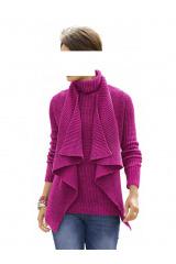 Vlněný svetr ALBA MODA (vel.42 skladem)