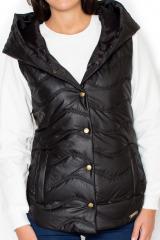 Vesta FIGL, dámská prošívaná vesta, zimní vesta, vesty
