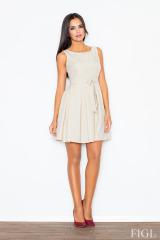 Šaty, dámské šaty styl Audrey Hepburn, Figl (S/36, L/40 a XL/42 skladem)