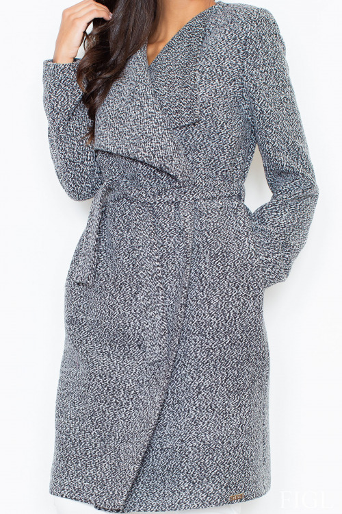 Kabát FIGL, dámský plášť (vel.S/36 skladem)
