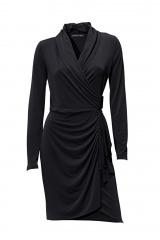 Návrhářské žerzejové šaty PATRIZIA DINI (vel.36 skladem)