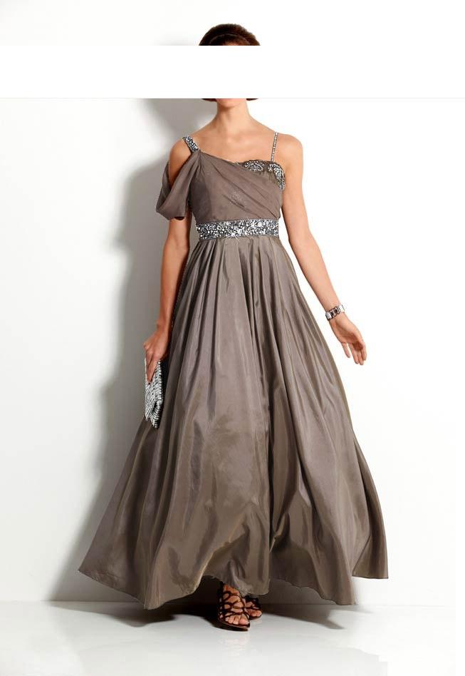 Luxusní plesové šaty (vel.36 skladem)