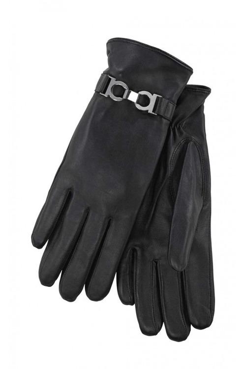 Kožené dámské rukavice HEINE (vel.7,5 skladem)