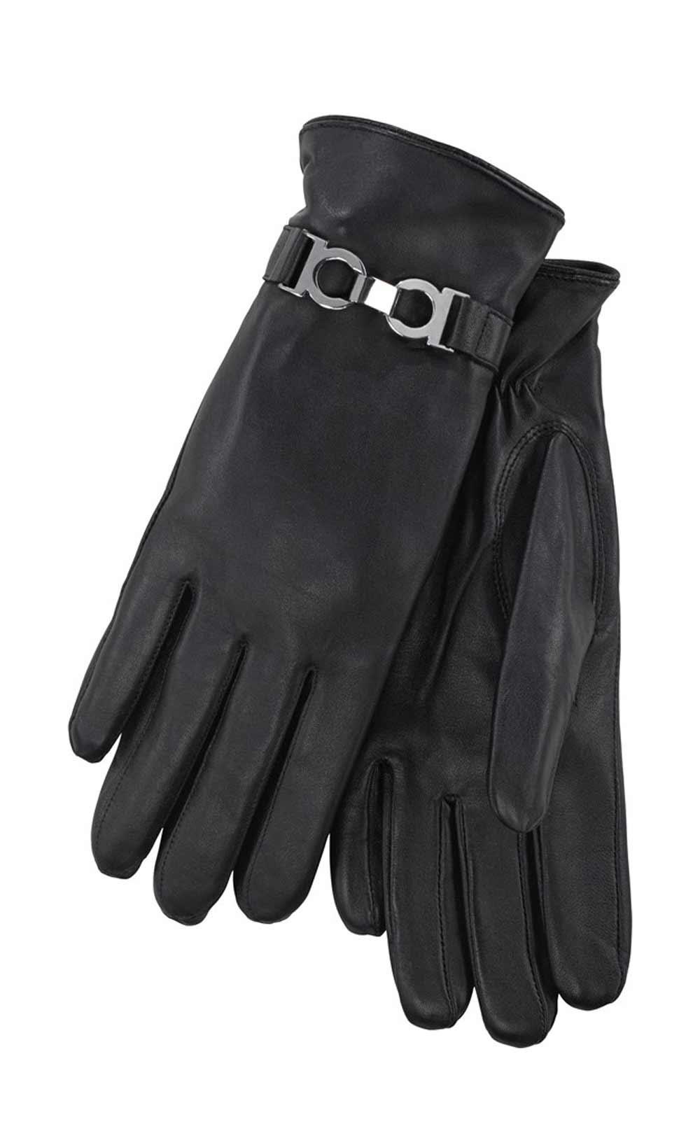 Skladem Kožené dámské rukavice HEINE (vel.7 d9d2032960