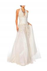 Krajkové svatební šaty