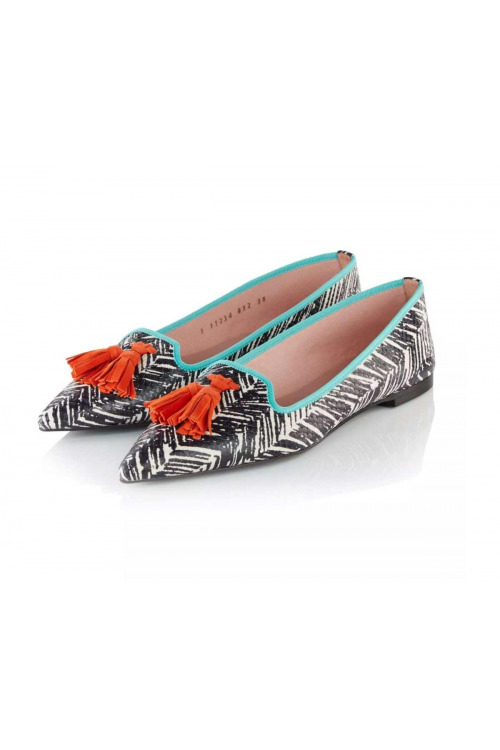 Značkové dámské mokasíny, luxusní mokasíny Pretty Loafers (vel.40/41 skladem)