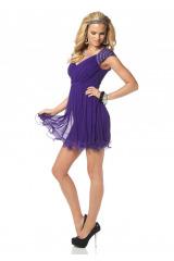 Dívčí šaty, šaty MELROSE babydoll (vel.34,38 skladem)