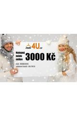 Dárkový poukaz na Moda4U.cz