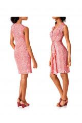 Dámské zeštíhlující šaty CLASS INTERNATIONAL (vel.44 skladem)