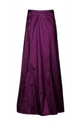 Šaty M.I.M., dvoudílný společenský komplet dlouhá sukně a halenka