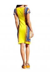 Pestré šaty Rick Cardona