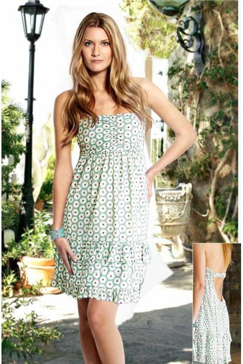 Značkové bavlněné šaty Hoss Intropia (vel.38 skladem)