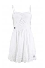 Letní šaty levně, značkové letní šaty na ramínka, šaty KangaROOS (vel.42 skladem)