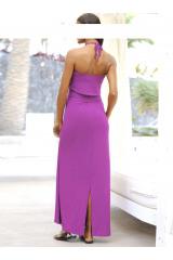 WOW Efekt! Maxišaty na letní dovolenou, šaty k moři ALBA MODA (vel.42 skladem)