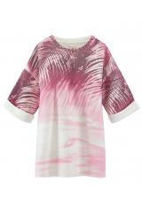 REPLAY, dámské teplákové značkové tričko (vel.M,L skladem)