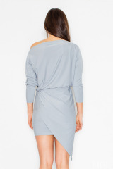 Letní šaty, asymetrické šaty FIGL